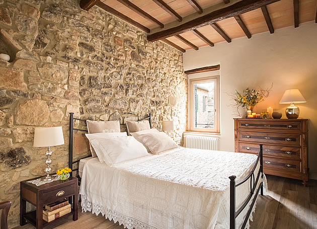 Rooms in Montalcino Val d'Orcia