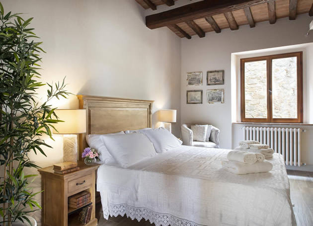Romantic holiday apartment in Montalcino